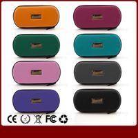 Wholesale Newest Vision zipper case Electronic cigarette vaporizer pen cases colorful ecig case for vision spinner starter kits VS evod ego case