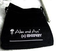 bangle pouch - Hot alex and ani velvet jewelry pouches Fashion black Alex Ani bracelet bangles small bags pouches x12cm