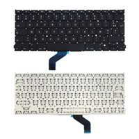 Wholesale Laptop Replacement Keyboard for Apple Retina Macbook Pro A1425 Late Early Year Without baclit French Keyboard Parts