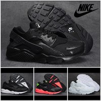 Wholesale Nike Air Huarache Running Shoes For Men Women Cheap Sale Trainers Authentic High Quality Jogging Shoes Sports Boots