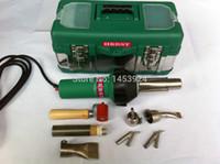 Wholesale 1600W hot air welder roller flat nozzle round nozzle mm round speed nozzle mm triangle speed nozzle heating element