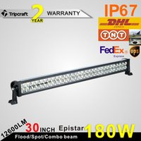 Wholesale w W LED work light bar LED offroad light bar LED driving light bar super bright