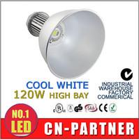 Wholesale x4 High Bay Lighting Light W W w w V led lamp Degree cold white for Factory Workshop lighting
