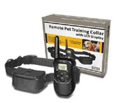 Wholesale remote pet training collar with LCD Display Dog Dog M Electronic Remote Dog Training Dog Collar Dog Training Obedience
