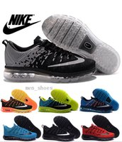 brand shoes cheap - Nike Flyknit Air Max Training Shoes Men Airmax Running Shoes Original Quality Brand Sport Shoes Discount Cheap Athletic Shoes