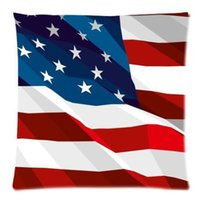 america flag pictures - America Flag Art Picture Pillowcase x18 inch Zippered Pillow Cover