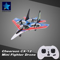 Wholesale Cheerson CX C Mini Fighter Drone G CH Axis Gyro LED RC Quadcopter RM3788
