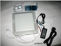 Wholesale Integrative UHF RFID card reader dbi Antenna RS232 RS485 Wiegand of Reading distance M long range