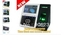 Wholesale iFace TFT Color Touch Screen Face and Fingerprint Biometric Reader