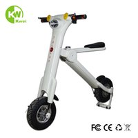 aluminum market - Electric scooter fashion design hottest in USA market and Europe market lithium battery large power W battery