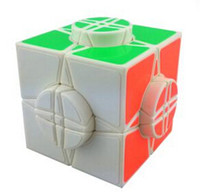 big concept - MoYu The Wheel of Time Magic Cube Puzzle White mm Educational Toy Special Toys Concept Edition Birthday Gift