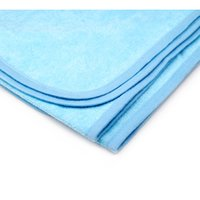 Wholesale x Cotton Waterproof Sheets cm x cm for Baby Bed Blue