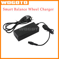 Wholesale Charger for Smart Electric Scooter Battery Universal Charger Smart Balance wheel Battery charger US Plugs V from wogoto