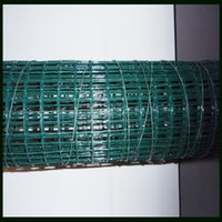Wholesale Green Square Wire Mesh Welded Hebei Direct Factory quot mm m m In Iron Wire Material