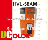 Wholesale Genuine Sony HVL F58AM F58 AM Flash for Alpha A77 A65 A57