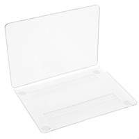 apple macbook weight - Transparent Case For Apple MacBook quot Ultra Thin Crystal Clear Protective Shield Hard Case Shell Cover Light Weight Laptop Bags