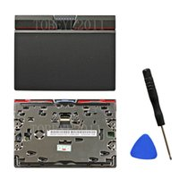 Wholesale New For LENOVO T431S T540P W540 L440 L540 Touchpad Trackpad With Buttons Key