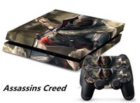 Cheap sticker for Playstation 4 Best skins for Sony console