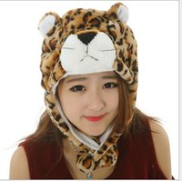assorted winter hat - Plush Animal Hats for Kids Assorted Hat imals Critter Cap Winter Hat