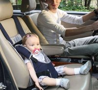 Wholesale Child car safety seats kid baby interior accessories dark blue color for age