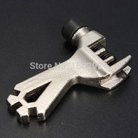 Wholesale Mini Cycling Bicycle Bike Steel Chain Breaker Repair Tool with Spoke Wrench Durable Metal Construction