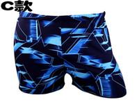 Wholesale colors New Men Swimwear Sexy Swimming Trunks Shorts Sports Suit Men Swimsuit M L XL XXL