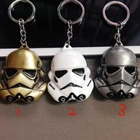 baby boy keychains - 3 Design Children Star Wars kirsite Keychain new Star Wars key ring baby key ring A