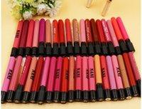 al por mayor magic color cosmetics-2015 NANI Velvet Mate Lápiz labial del maquillaje a prueba de agua Magia Desnuda Lip Gloss 38 colores disponibles Lip cosmética cosmética coreana