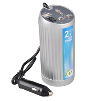 Wholesale Car Power Inverter New W DC V to AC V V With USB A Negative Oxygen
