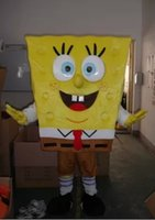 adult spongebob - Hot Sale adult size Spongebob mascot costumes for sale Spongebob Mascot Costume Character Costume Spongebob