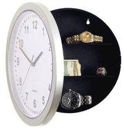 modern jewelry - Modern Design Digital Clock Safe Storage Box Clock Plastic Jewelry Money Hidden Secret Stash Safe Box