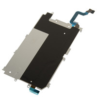 Wholesale Metal Backplate Shield Home Button Extend Flex Cable SHPG for iPhone quot