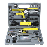 bicycle tool for repair - ROSWHEEL Bike Bicycle Repairing Tool Set Kit Case Box for Mountain Road Bicycle H9435 DHL
