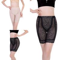 Wholesale Sexy Ladies High Waist Abdomen Hip Pants Women Soft Shaping Underwear Body Elastic Under Suits Seamless Briefs For Lifting Hips ETL