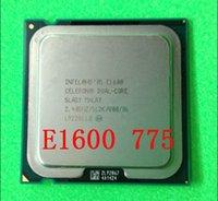 Wholesale E1600 Pentium Dual Core CPU Intel E1600 year warranty