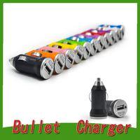 best starter car - Jump Starter Inverter Power Bank Best Selling Colorful bullet Usb Car Charger Bullet Mini Portable Universal Adapter