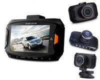 Wholesale G90 car camera dvr recorder Ambarella A7 Dash cam MP Full HD LCD Wide angle Lens Car DVR HDR G Sensor video CAM