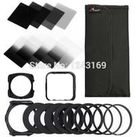 Wholesale 20in1 Neutral Density ND Filter Kit for Cokin P Set SLR DSLR Camera Lens LF292 SZ A5