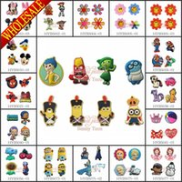 Wholesale Free DHL Minions Mickey Toy Story Princess Cartoon Logo Fridge Magnets Kitchen Memo Office School Supplies as gifts