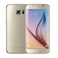Wholesale Original Size S6 G920 Android4 Metal frame G Smartphone Inch IPS Screen G ROM MP Camera MTK6572 Dual Core