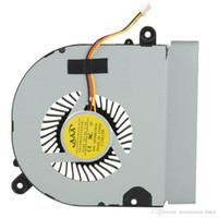 Wholesale New Silver Cooling Fan CPU Cooler Power V A For Asus K45 A85C A85 A85V F3066
