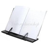 Wholesale Portable Adjustable Steel Book Document Holder Frame Reading Desk Book Stand Bookrest Bookstand