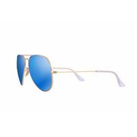 Baratos 2016 nuevas gafas de sol de moda para la marca de fábrica de los hombres de las mujeres de alta calidad polarizada piloto lente azul multicolor