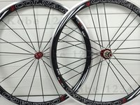 bicycle free hub - Colonago T800 mm C G3 Road bicycle carbon wheels Aluminum alloy surface black bicycle carbon wheelset with R36 hubs