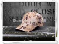 airsoft desert - Tactical Combat Rattlesnake Baseball Cap Hunting Airsoft Hats Desert Camo
