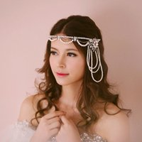 Wholesale 2015 js008 New Arrival Wedding Bridal Accessories Crystal Flower Jewelry Crystal Hair Accessories