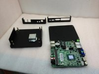 Wholesale Cheap j1900 CPU mini motherboard with DC V input micro mainboard windows embedded from OEM Factory