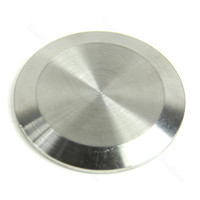 Wholesale New Stainless Steel Sanitary End Cap For quot Tri Clamp END Pipes Blank Flange