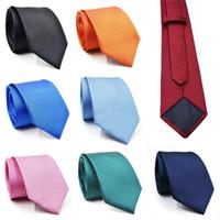 Wholesale Hot Sales Men Business Casual Silk Classic Jacquard Woven Plaid Wedding Tie Necktie PX132