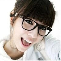 Wholesale 13 Colors Frame Retro Fashion Style Wayfarer Nerd Glasses Unisex For Adult Party